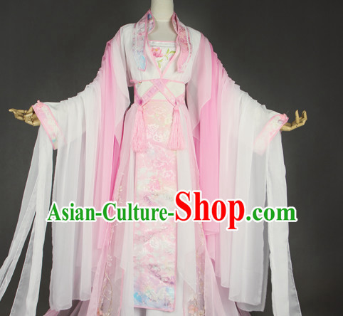 Chinese Women Traditional Royal Empress Dress Cheongsam Ancient Chinese Imperial Clothing Cultural Robes Complete Set