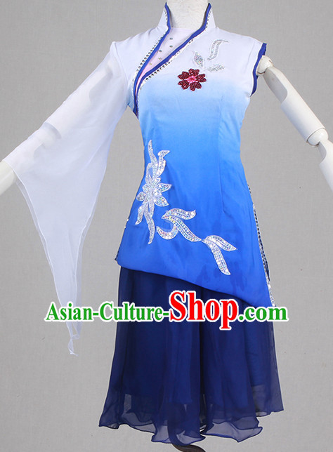 Chinese Classical Dance Costumes for Women
