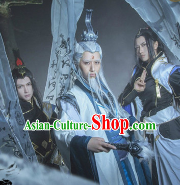 Chinese Themed Cosplay Clothing Traditional Chinese Clothes Hanfu National Costumes for Men