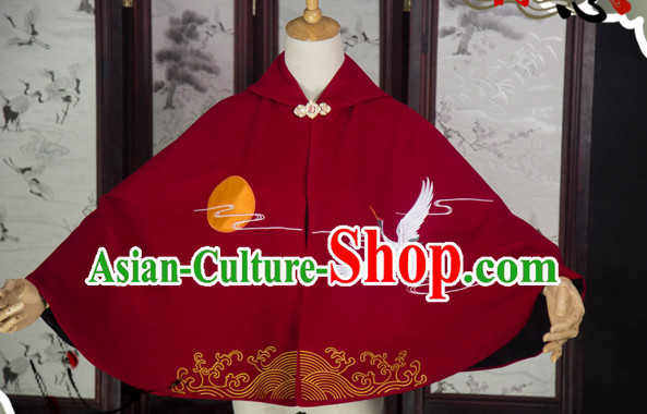 Chinese Themed Mantle Clothing Traditional Chinese Clothes Hanfu National Costumes