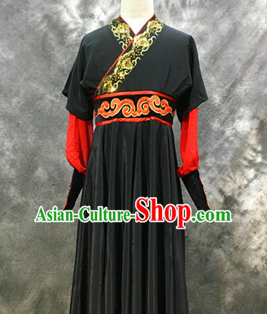 Chinese Ancient Classical Dance Costumes for Men