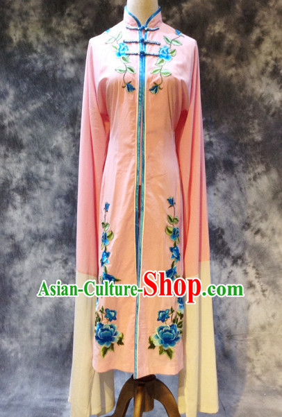 Traditional Chinese Stage Palace Costumes National Costume Halloween Costumes Hanfu Chinese Dresses Chinese Clothing