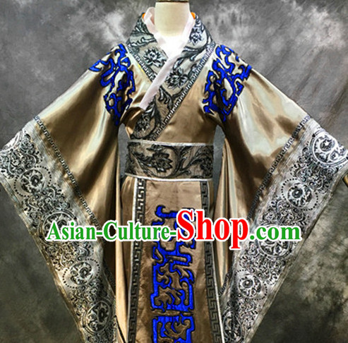 Ancient Chinese Costumes Imperial Costume Halloween Costumes Hanfu Chinese Dresses Chinese Clothing