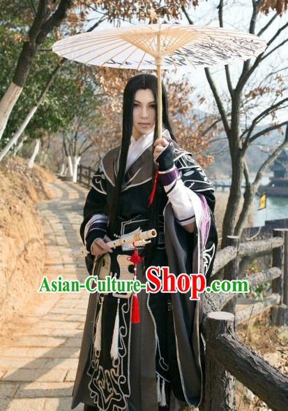 China High Quality Superhero Costume Cosplay Taoist Archer Costume Avatar Costumes Wonderflex Knight Armorsuit Leather Metal Fantasy Armoury Complete Set