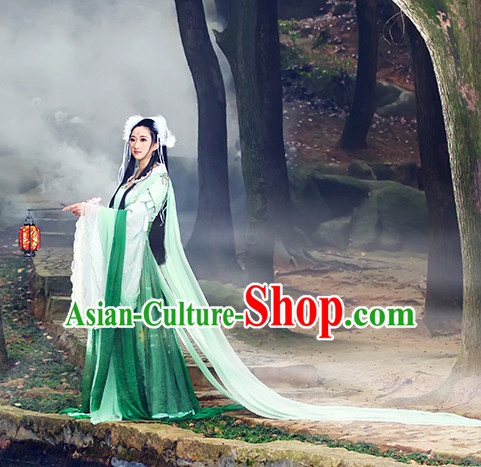 Ancient China Fairy Beauty Clothes Traditional Costumes High Quality Chinese National Costume Complete Set for Women