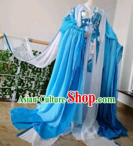 Ancient Chinese Empress Imperial Dresses Hanzhuang Han Fu Han Clothing Traditional Chinese Dress Hanfu National Costume Complete Set for Women
