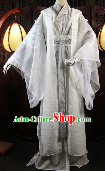 Chinese Traditional Prime Minister Royal Stage Hanfu Hanbok Kimono Costume Dresses Costume Ancient Garment Complete Set