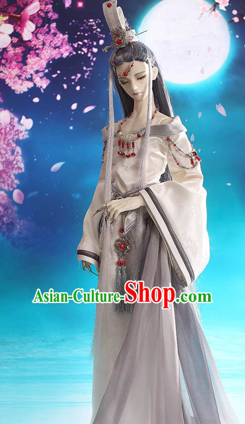 Ancient Chinese Empress Costumes Clothing Traditional Costumes Hanfu Complete Set