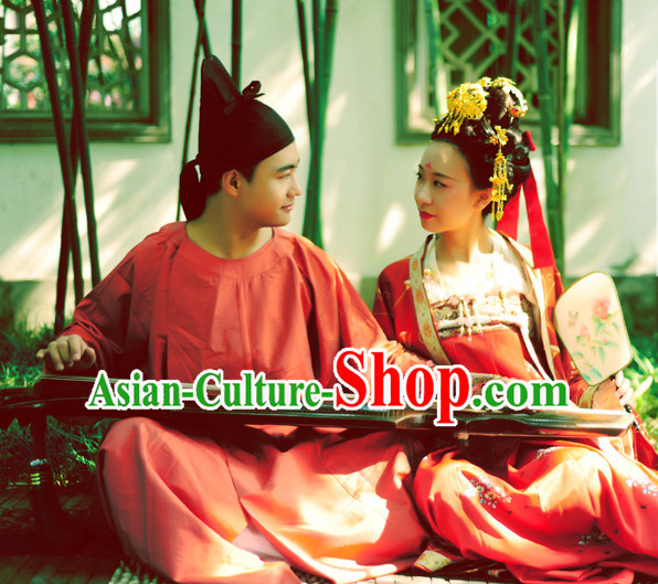 Chinese Wedding Clothes Classical Dance Drama Performance Hanfu Chinese Hakama Traditional Bridal Dress Quju Supreme Ancient Chinese Costume Complete Set