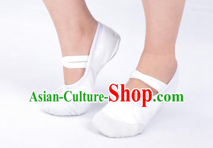 Traditional Chinese Folk Dance Shoes, Women Embroidered Dancing Shoes, Chinese Fabric Shoes for Women