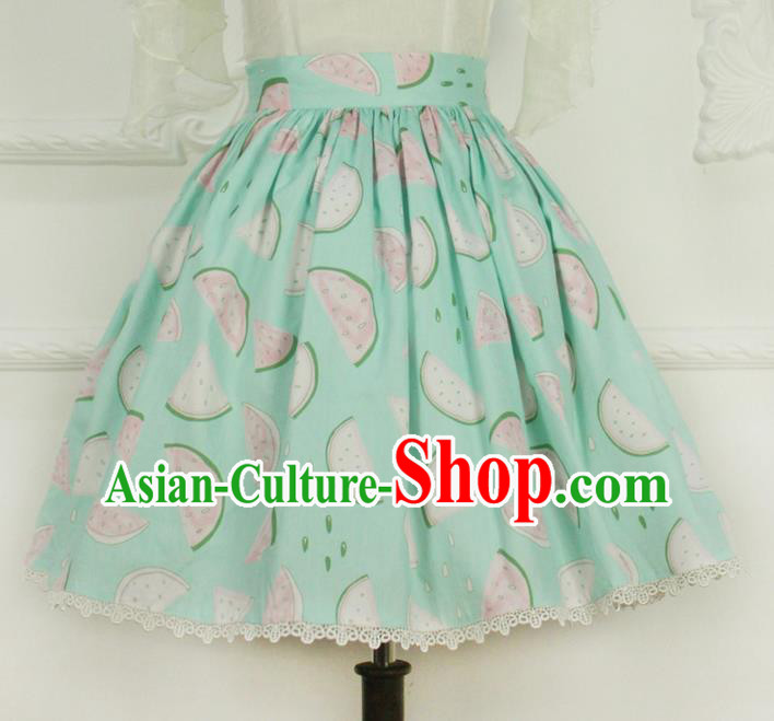Traditional Classic Elegant Women Costume Bust Skirt, Restoring Ancient Princess Bubble Skirt Giant Swing Skirt for Women