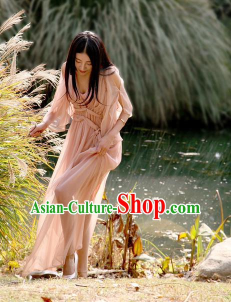 Traditional Classic Women Costumes, Traditional Classic Advanced Silk Bound Up Dress Long Silk Skirts
