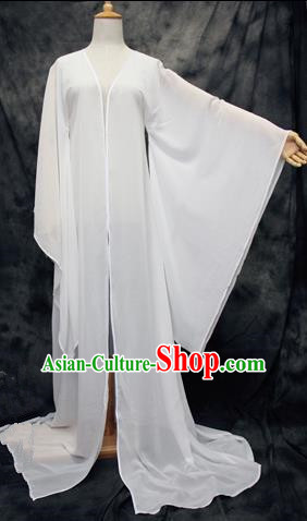 Chinese Ancient Cosplay Costumes, Chinese Traditional Clothes, Ancient Chinese Cosplay Outside Circle Trailing Chiffon Dress for Women