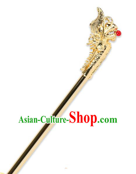 Traditional Korean Palace Lady Hair Accessories Hairpins, Asian Korea Hanbok Bride Headwear for Women
