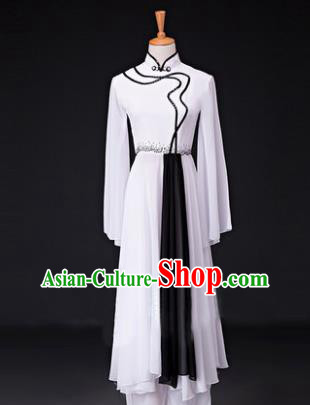 Traditional Chinese Classical Lotus Dance Costume, China Yangko Dance Clothing for Women