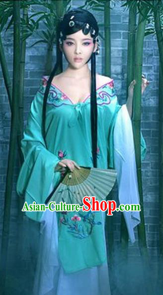 Traditional Ancient Chinese Opera Imperial Emperess Costume, Elegant Hanfu Clothing Chinese Han Dynasty Imperial Emperess Clothing for Women