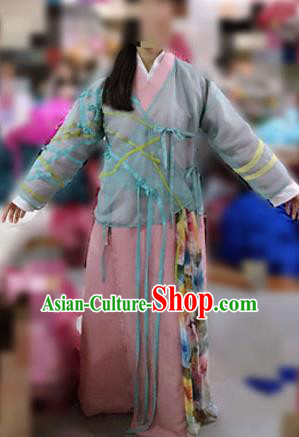 Traditional Ancient Chinese Imperial Emperess Costume, Chinese Han Dynasty Young Lady Dress, Cosplay Chinese Imperial Princess Clothing for Women