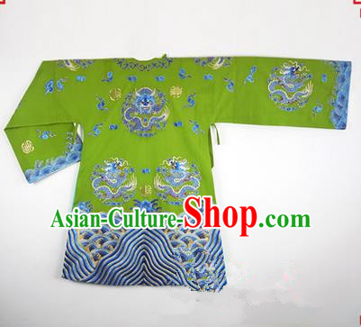 Traditional Chinese Beijing Opera Shaoxing Opera Female Pantaloon Clothing, China Peking Opera Old Women Costume Embroidered Robes
