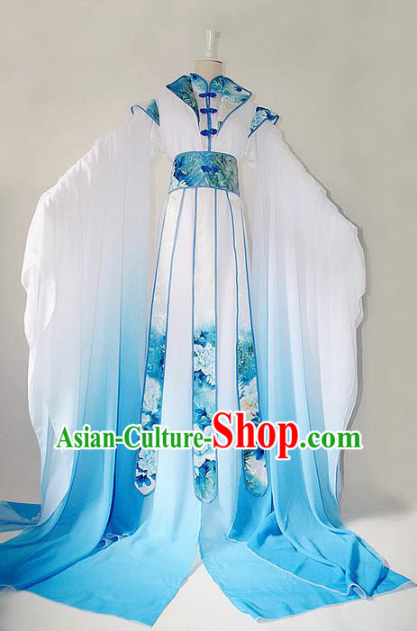 Traditional Chinese Cosplay Nobility Childe Costume, Chinese Ancient Hanfu Han Dynasty Royal Highness Dress Clothing for Men