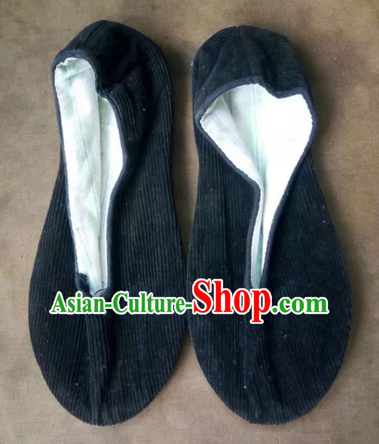 Traditional Chinese Classical Style Handmade Old Shoes