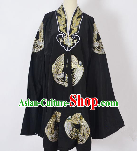 Traditional Chinese Professional Peking Opera Old Women Costume Embroidered Gown, China Beijing Opera Pantaloon Robe Clothing
