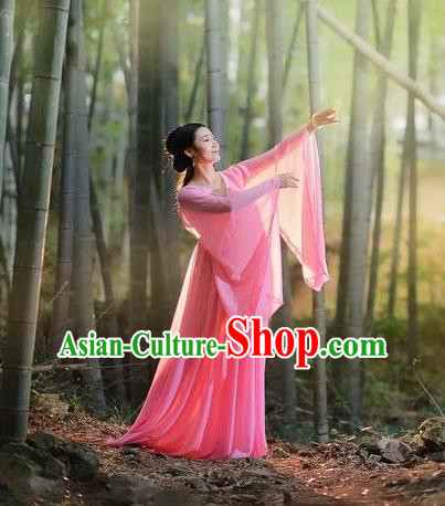 Traditional Ancient Chinese Imperial Consort Costume, Elegant Hanfu Clothing Chinese Tang Dynasty Imperial Empress Tailing Embroidered Clothing for Women