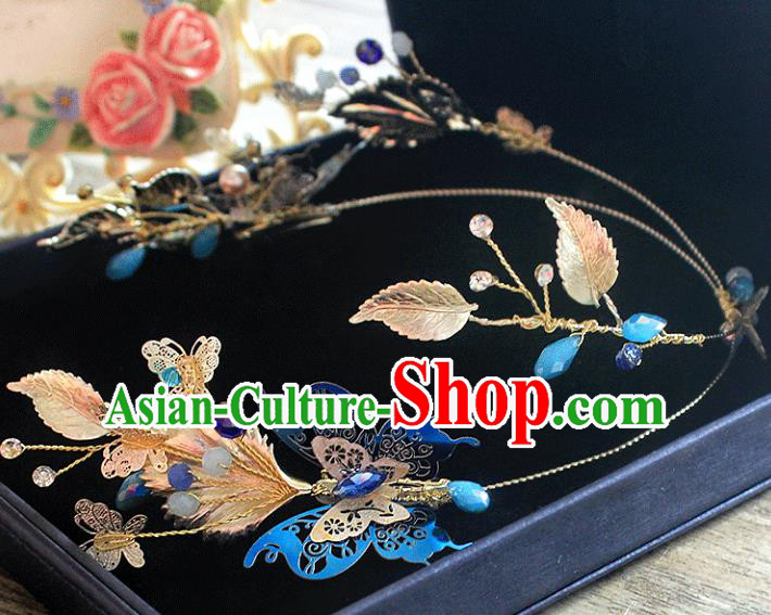Traditional Handmade Chinese Ancient Classical Hair Accessories Barrettes Hair Clasp, Hanfu Hair Fascinators for Women