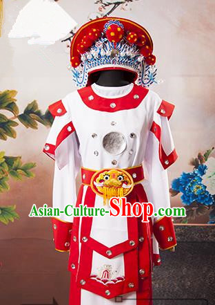 Traditional Ancient Chinese Female General Costume, Asian Chinese Han Dynasty Swordplay Clothing for Women