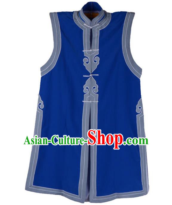 Top Grade Professional Beijing Opera Old Women Costume Pantaloon Vest, Traditional Ancient Chinese Peking Opera Waistcoat