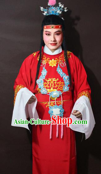 Traditional China Beijing Opera Niche Embroidery Costume, Chinese Peking Opera Embroidered Robe Clothing