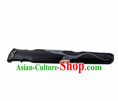 Chinese Traditional Cosplay Props Ancient Swordsman Weapon Ornamented Zither for Women