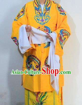 Chinese Traditional Peking Opera Actress Costumes Ancient Empress Embroidered Dress for Women