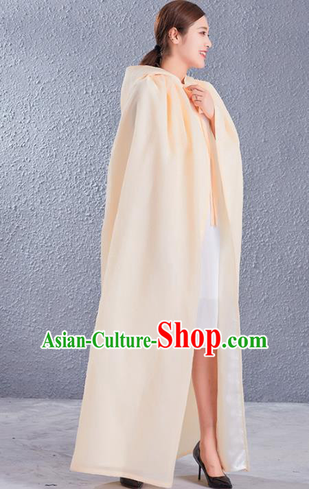 Traditional Chinese Ancient Costumes Hanfu Cloak for Women