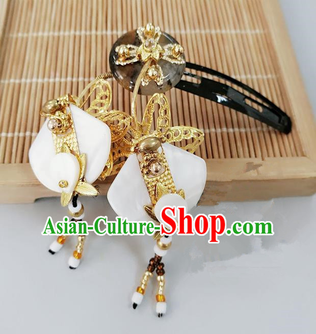 Chinese Ancient Imperial Consort Hair Accessories Hair Stick Hairpins for Women