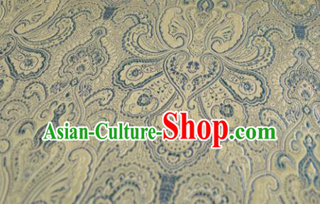 Asian Chinese Traditional Pattern Design Brocade Fabric Silk Fabric Chinese Fabric Material