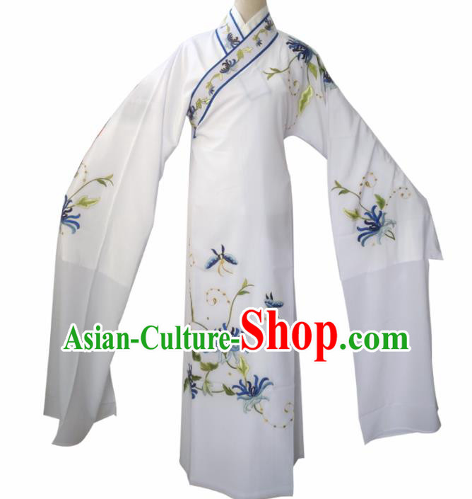 Chinese Traditional Peking Opera Niche Costume Ancient Prince Chrysanthemum Robe for Adults