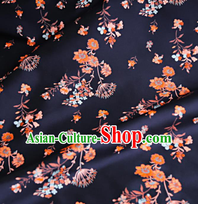 Chinese Royal Brocade Palace Pattern Satin Traditional Silk Fabric Chinese Fabric Asian Material
