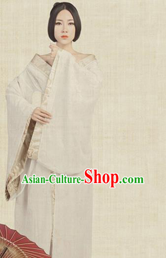 Chinese Ancient Consort Yang Hanfu Dress Traditional Tang Dynasty Imperial Concubine Embroidered Costumes for Women