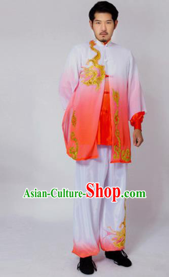 Traditional Chinese Kung Fu Clothing Martial Arts Costumes for Men