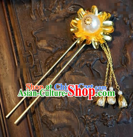 Chinese Ancient Bride Hair Accessories Wedding Palace Hairpins for Women