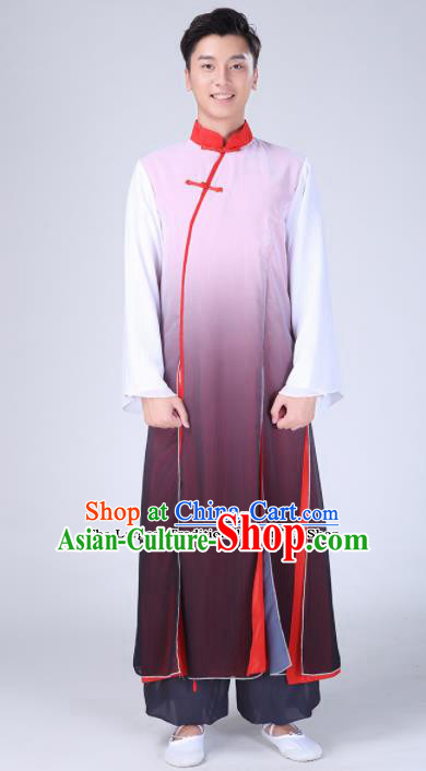 Chinese Traditional Folk Dance Clothing Classical Dance Costumes for Men