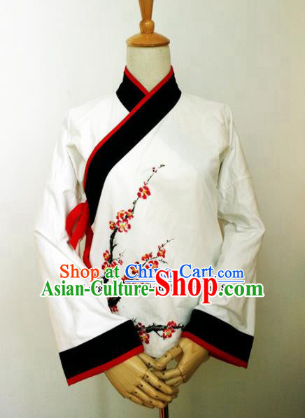 Chinese Ancient Ming Dynasty Costumes Traditional Princess Hanfu Blouse for Women