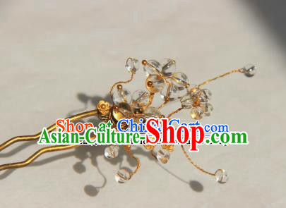Traditional Chinese Ancient Hair Clip Tang Dynasty Princess Hair Accessories Hairpins for Women