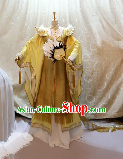 China Ancient Cosplay Palace Lady Clothing Traditional Tang Dynasty Princess Dress Clothing for Women