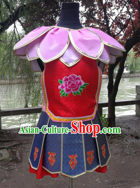 Traditional Chinese Stage Performance Costume Ancient Cosplay Nezha Clothing for Men