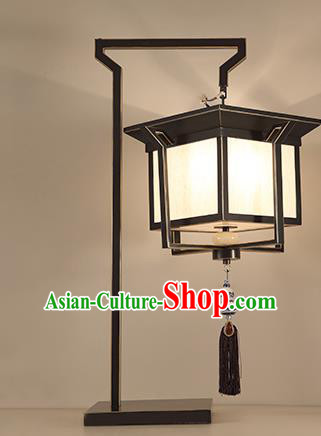 Traditional China Ancient Desk Lanterns Handmade Iron Lantern Ancient Lamp