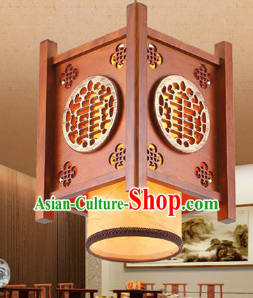 Traditional Chinese Handmade Hanging Lantern Asian Palace Ceiling Lanterns Ancient Lantern