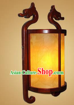 China Handmade Wood Wall Lanterns Palace Lantern Ancient Lanterns Traditional Lamp