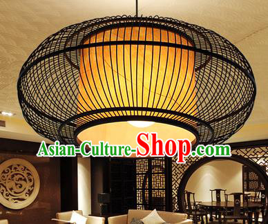 Top Grade Handmade Iron Palace Lanterns Traditional Chinese Lantern Ancient Ceiling Lanterns