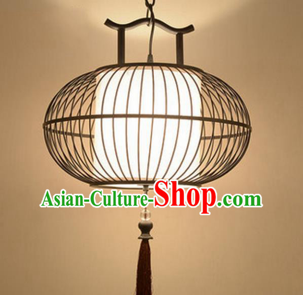Top Grade Handmade Lanterns Traditional Chinese Hanging Palace Lantern Ancient Ceiling Lanterns